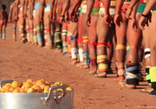 Amazonia, 6 mois de voyage en terres indigènes 16h